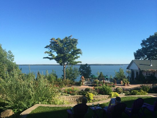 View From Our Balcony Picture Of Bayfield Wisconsin Tripadvisor