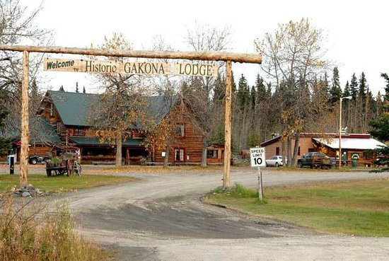 Gakona Lodge & Trading Post
