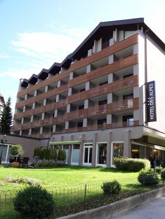 BEST WESTERN Hotel Des Alpes Flims