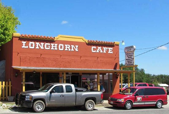 Longhorn Cafe New Braunfels Texas