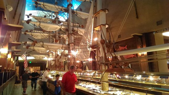 Best North Myrtle Beach Seafood Restaurants