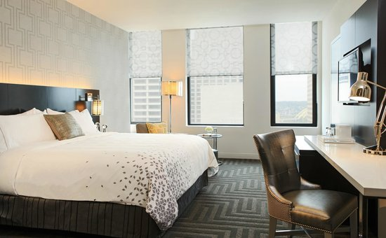 Renaissance Cincinnati Downtown Hotel Photo Courtesy of Renaissance Cincinnati Downtown Hotel