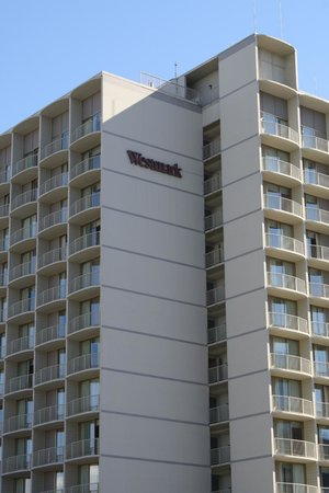 Westmark Anchorage: The Westmark Hotel