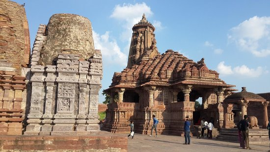 Mahanal Temples and Math