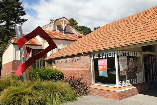 Suter Gallery Nelson