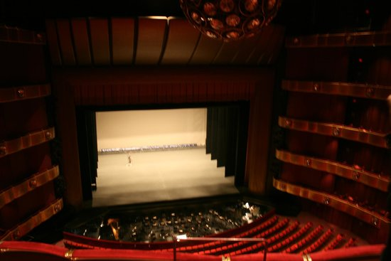 In The David H Koch Theater Picture Of Lincoln Center
