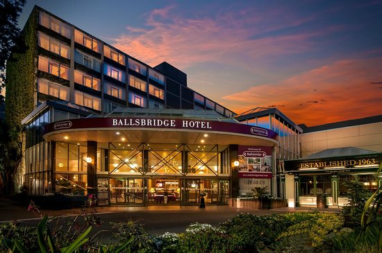 Photo of The Ballsbridge Towers Hotel Dublin