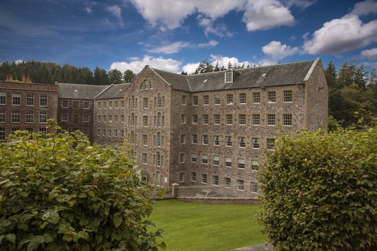 Photo of New Lanark Mill Hotel