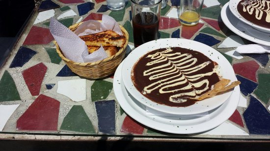 Tortilla Soup. Recommended! Cafe Sky Antigua. Photo World Travel ...