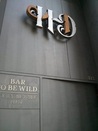 HD BAR TO BE WILD