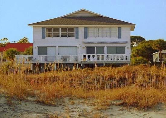 13th Ln Picture Of Tybee Cottages Tybee Island