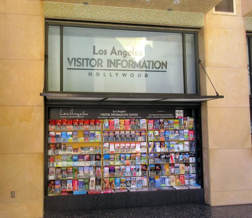 Los Angeles Convention & Visitors Bureau