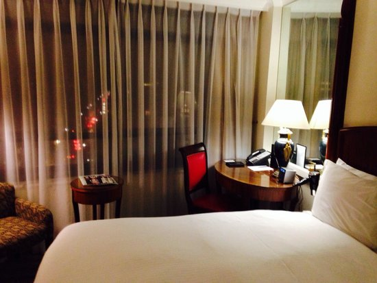 Millennium Hotel London Knightsbridge: Ordinata ma small