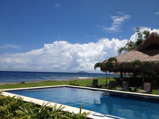 Swimming pool picture of azure dive and yoga resort Dumaguete hotels with swimming pool