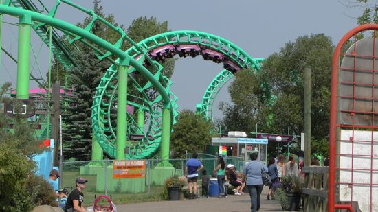 Calaway Park Hotel Packages