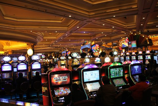 games played in casinos