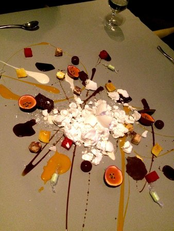 fruit dessert picture of alinea chicago tripadvisor. Black Bedroom Furniture Sets. Home Design Ideas