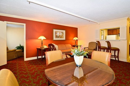 Photo of BEST WESTERN Chateau Suite Hotel Shreveport