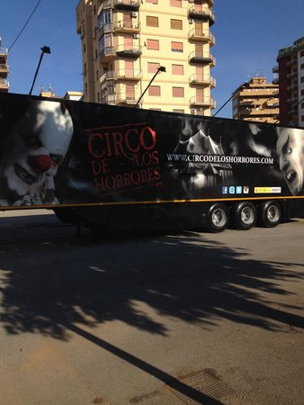 circo de los horrores picture of circo degli orrori milan tripadvisor. Black Bedroom Furniture Sets. Home Design Ideas