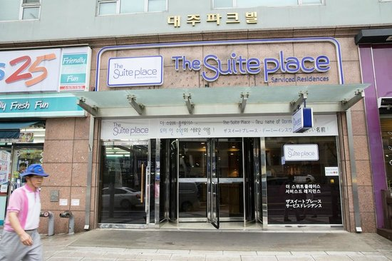 The Suite Place Serviced Residences