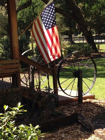 Cypress House Bed and Breakfast Ranch