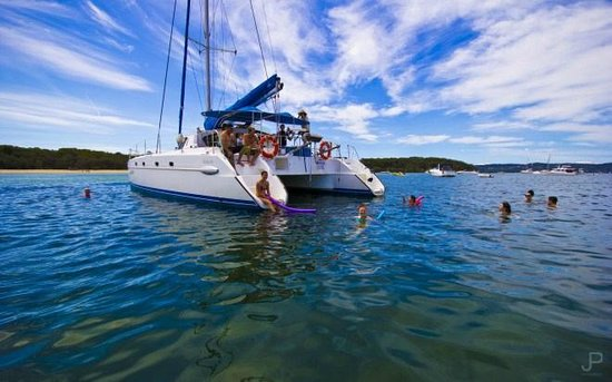 Brisbane Yacht Charters - Day Charters (Cleveland, Australia): Hours, Address, Boat Tour Reviews ...