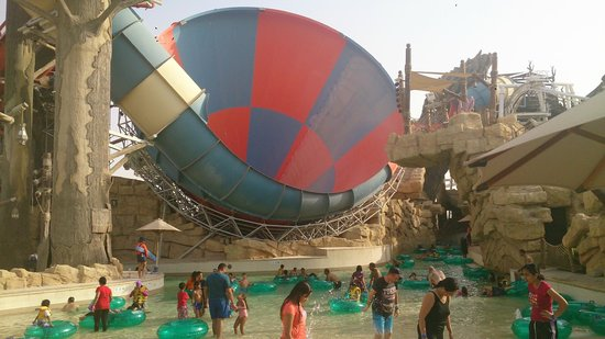 Yas Waterworld | Dawwama, world's biggest and fastest ... Yas Waterworld Dawama