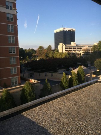 view from the room picture of westin reston heights