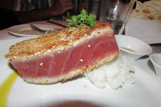 The capital grill picture of the capital grille for Where to buy sushi grade fish nyc