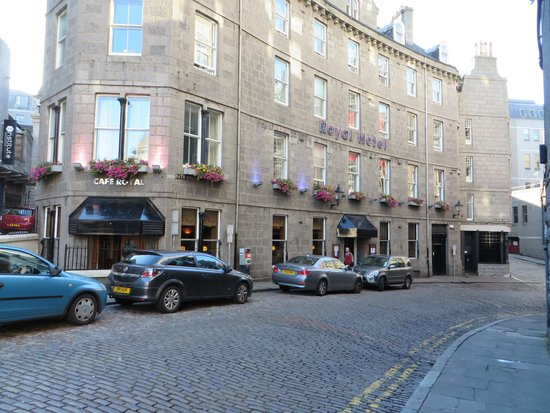 Photo of Royal Hotel Aberdeen
