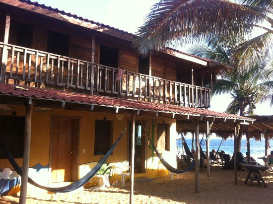 A Nice Place on the Beach: les chambres