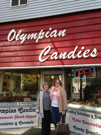 Olympian Candies