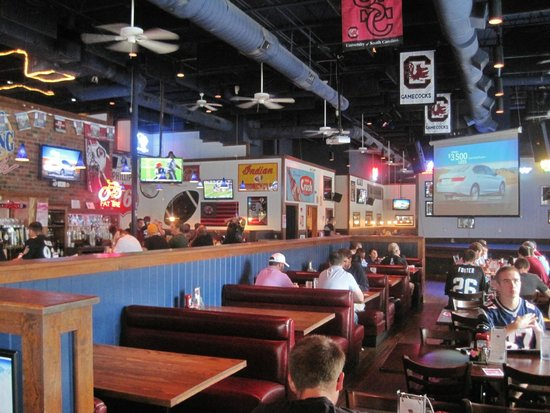 Wild Wing Cafe Greenville Sc Reviews
