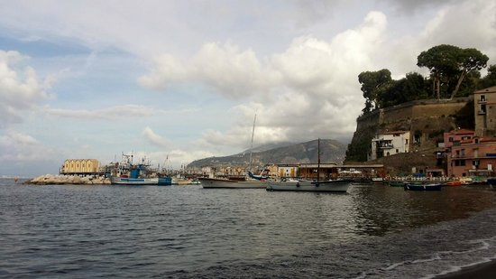 Ristorante bagni sant 39 anna view from side picture of st anna sorrento tripadvisor - Bagni sant anna sorrento ...