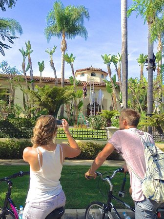 See celebrity homes in beverly hills on bike tours for La celebrity home tours