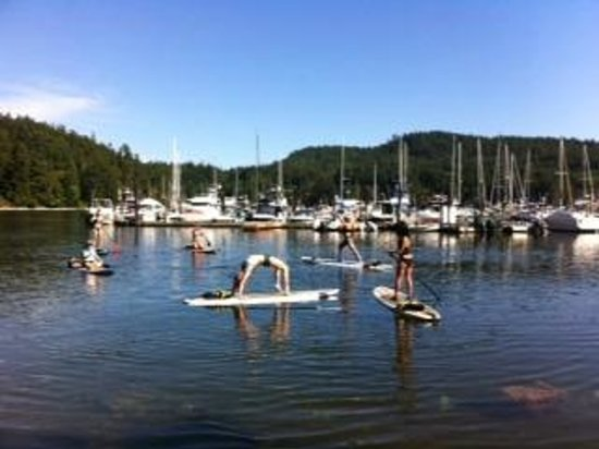 how to get to pender island
