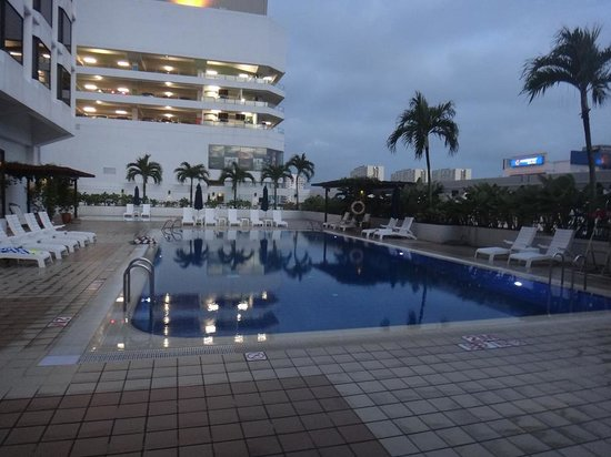 Swimming Pool Picture Of Hotel Jen Penang George Town Tripadvisor