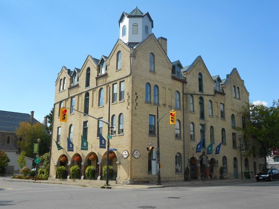 The Arlington Hotel Paris Ontario