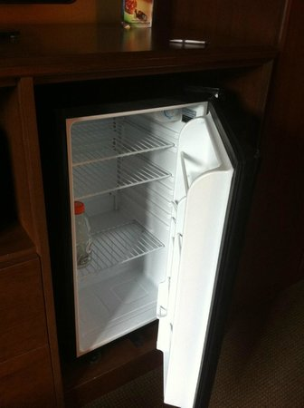 AmericInn Lodge & Suites Fargo West Acres: Oversized Refrigerator