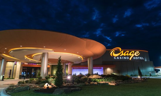 Casino ponca city