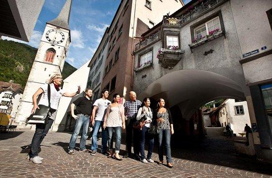 Guided City Tours Chur