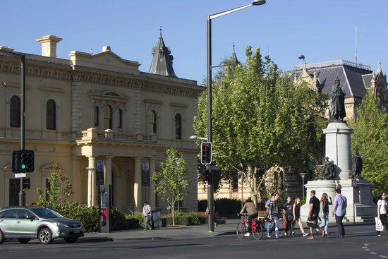 Historic building picture of north terrace adelaide for 227 north terrace adelaide