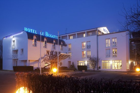 Photo of Hotel Le Bugatti Molsheim