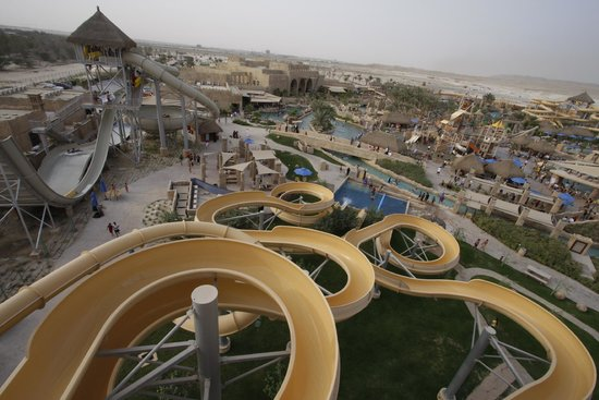 Lost Paradise of Dilmun Water Park