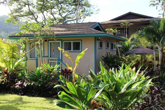 Bett Picture of Ke Iki Beach Bungalows Haleiwa