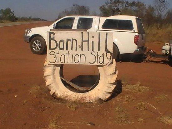 Barn Hill Station Stay