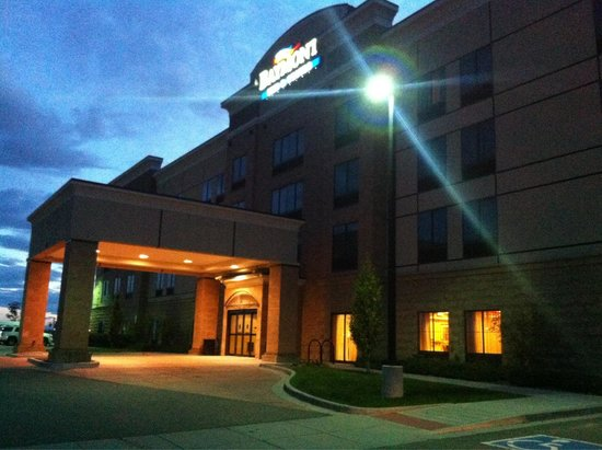 Property near airport picture of baymont inn suites