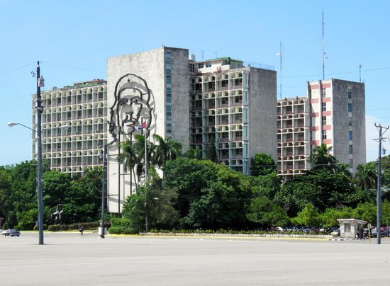 Ministerio Del Interior Picture Of Revolution Square