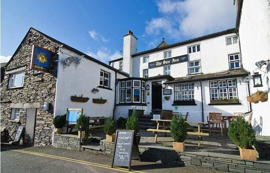 Sun Inn Bed And Breakfast Pooley Bridge Cumbria