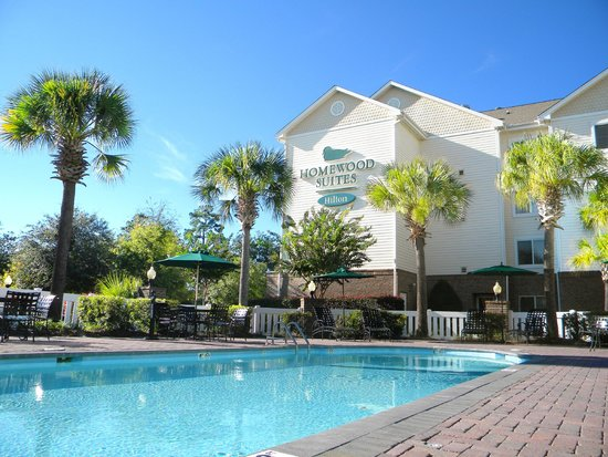 Homewood Suites Charleston - Mt Pleasant